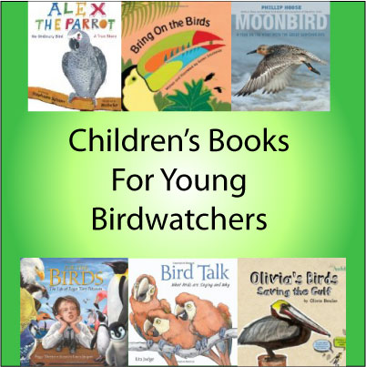 Childrens Books For Young Birdwatchers