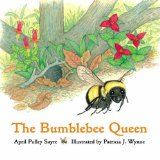 The bumblebee-queen